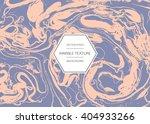 vector trendy marbling... | Shutterstock .eps vector #404933266