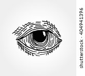 vector illustration of human... | Shutterstock .eps vector #404941396