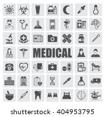 medical icons set   Shutterstock .eps vector #404953795