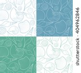 set of vector patterns with... | Shutterstock .eps vector #404962846