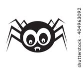 spider icon illustration design | Shutterstock .eps vector #404963092