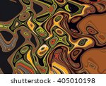 colorful psychedelic background ...   Shutterstock . vector #405010198