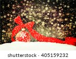 christmas composition | Shutterstock . vector #405159232