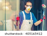 professional office painting... | Shutterstock . vector #405165412
