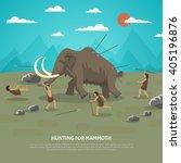 color illustration showing... | Shutterstock .eps vector #405196876