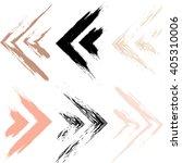 cute vector geometric seamless...   Shutterstock .eps vector #405310006