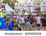 bangkok  thailand   april 13 ...   Shutterstock . vector #405400036