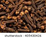 Freshly Dryed Clove Spice...