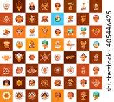 vector honey logo | Shutterstock .eps vector #405446425