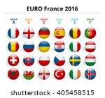 Flags Of European Countries...