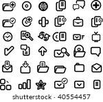 design elements | Shutterstock .eps vector #40554457