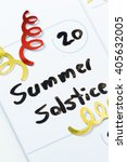 close up of a daily planner or... | Shutterstock . vector #405632005