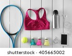 Sport Equipment And Clothes...
