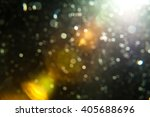 real lens flare shot in studio... | Shutterstock . vector #405688696