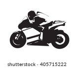 Motorcycle Vector Illustration...