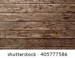 old wood planks background. | Shutterstock . vector #405777586