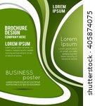illustrated business... | Shutterstock .eps vector #405874075
