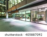 portland usa  modern office... | Shutterstock . vector #405887092