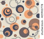 seamless geometric pattern | Shutterstock .eps vector #405903778
