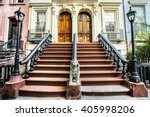 Typical Exterior Steps And...