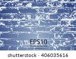 vector grunge background for... | Shutterstock .eps vector #406035616