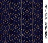 golden texture. seamless... | Shutterstock .eps vector #406074082
