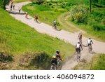 gomel  belarus   june 7  2015 ... | Shutterstock . vector #406094872