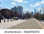 new york   circa march  2016 ... | Shutterstock . vector #406098292