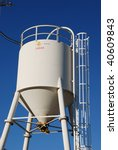 Small photo of Ammonium Nitrate Storage Silos, Austin Powder Company, Roseburg OR