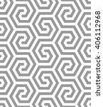 vector seamless texture. modern ... | Shutterstock .eps vector #406112968