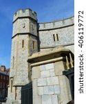 windsor castle | Shutterstock . vector #406119772