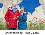 Couple In Their Eighties In Re...