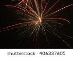 fireworks | Shutterstock . vector #406337605