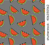 seamless bright pattern with...   Shutterstock .eps vector #406350562
