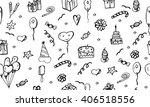 happy birthday vector pattern....