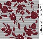 seamless floral pattern.   Shutterstock . vector #406547992