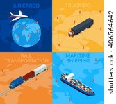 vector illustration. global... | Shutterstock .eps vector #406564642