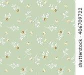 seamless modern vector pattern... | Shutterstock .eps vector #406709722