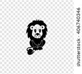 Lion Icon. Lion Vector. Lion...