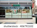 new york   circa march 2016 ...   Shutterstock . vector #406792102