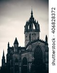 St Giles\' Cathedral As The...