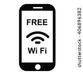 wifi smartphone icon
