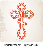 russian easter. vector...   Shutterstock .eps vector #406935832
