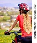 Bikes Cycling Girl Wearing...