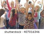 diversity diverse ethnicity...   Shutterstock . vector #407016346