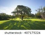 sydney city park | Shutterstock . vector #407175226