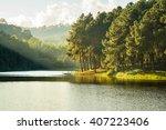 Pang Ung   Reflection Of Pine...