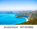 Oludeniz. Blue Lagoon In Turke...