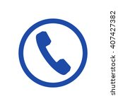 phone  icon   isolated. flat  ...