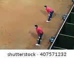 cluj napoca  romania   april 17 ...   Shutterstock . vector #407571232